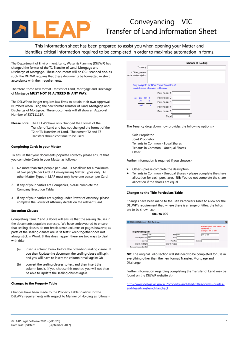 Vic conveyancing transfer of land t1 user added image falaconquin
